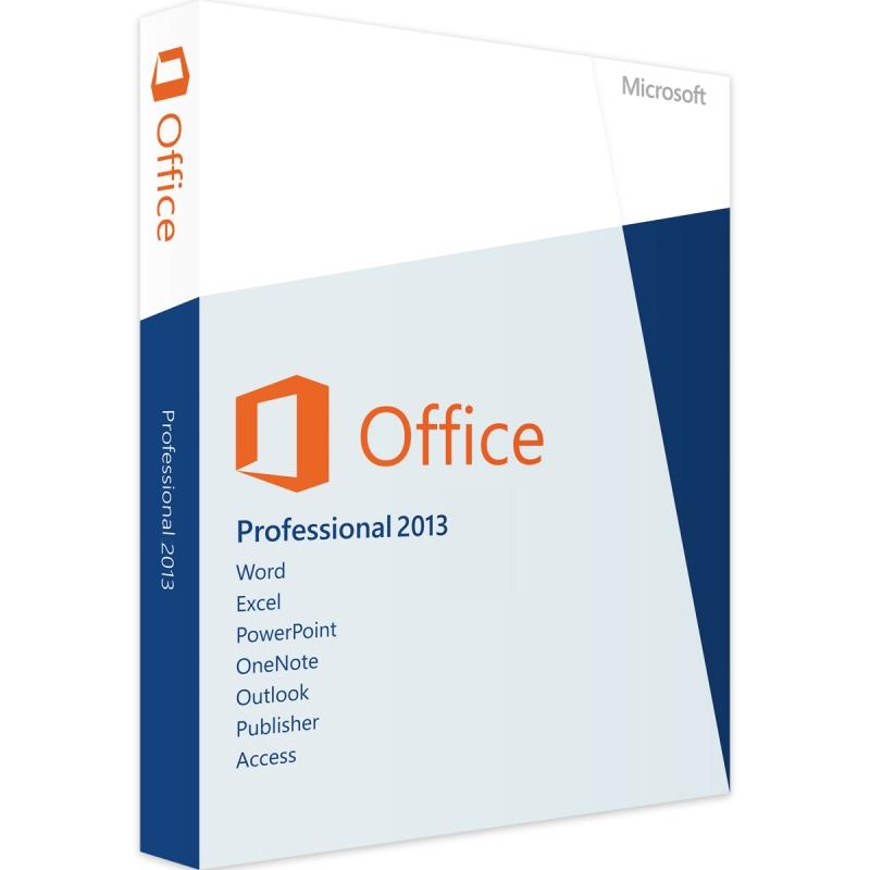 Microsoft Office 2013 Professional | für Windows