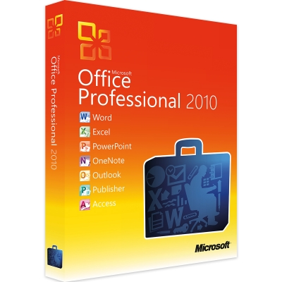 Microsoft Office 2010 Professional | für Windows