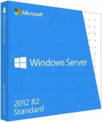 Microsft Windows Server 2012 Standard R2