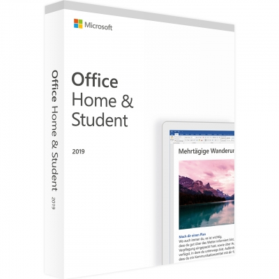 Microsoft Office 2019 Home and Student | Mac