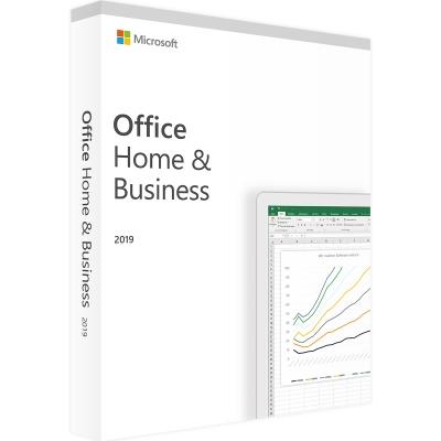 Microsoft Office 2019 Home and Business | für Mac | Konto gebunden