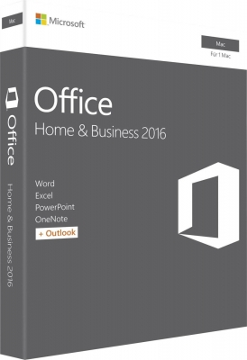 Microsoft Office 2016 Home and Business | MAC