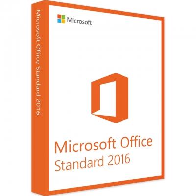 Microsoft Office 2016 Standard | für Windows